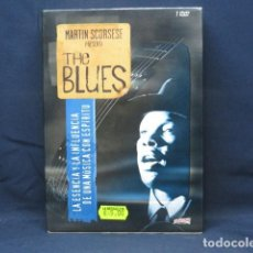 Cine: THE BLUES - MARTIN SCORSESE - DVD. Lote 265905978