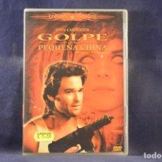 Cinema: GOLPE EN LA PEQUEÑA CHINA - DVD. Lote 265931973