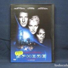 Cinema: SPHERE - DVD. Lote 266129268