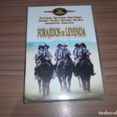 Cinema: FORAJIDOS DE LEYENDA DVD DAVID CARRADINE DENNIS QUAID. Lote 266506663