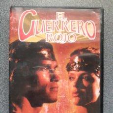 Cine: EL GUERRERO ROJO - RED SONJA (1985) - BRIGITTE NIELSEN, ARNOLD SCHWARZENEGGER, RICHARD FLEISCHER. Lote 266513943