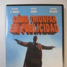 Cine: DVD COMO TRIUNFAR EN PUBLICIDAD. Lote 266658658