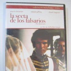 Cine: DVD LA SECTA DE LOS FALSARIOS PIERCE BROSNAN NUEVA PRECINTADA. Lote 266659603