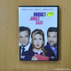Cine: BRIDGET JONES BABY - DVD. Lote 288453768