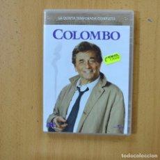 Cine: COLOMBO - QUINTA TEMPORADA - DVD. Lote 293349118