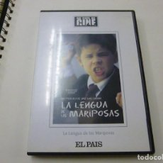 Cinema: LA LENGUA DE LAS MARIPOSAS.- DVD - N 2. Lote 266869109