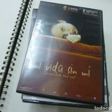 Cinema: MI VIDA SIN MI - COIXET - DVD - N 2. Lote 266871059