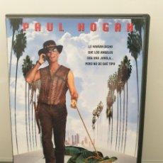 Cinema: COCODRILO DUNDEE III 3 EN LOS ÁNGELES. DVD. PAUL HOGAN (ENVÍO 2,50€). Lote 266300273