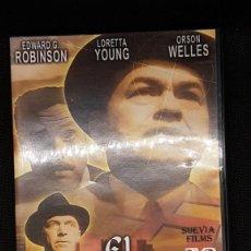 Cine: DVD EL EXTRAÑO ORSON WELLES. Lote 266976574