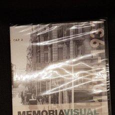 Cine: DVD MEMORIA VISUAL DE ESPAÑA 1923 1931. Lote 266976949