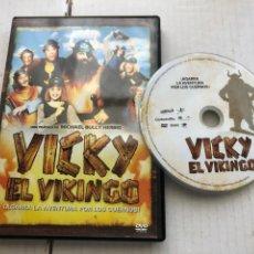 Cinema: VICKY EL VIKINGO - DVD KREATEN. Lote 267020154