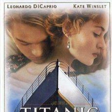 Cine: TITANIC LEONARDO DICAPRIO & KATE WINSLET. Lote 267088339