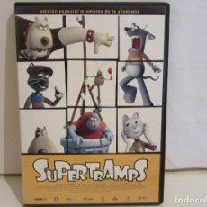 Cine: SUPERTRAMPS - DVD - 2004 - ANIMACIÓN - ED. ESPECIAL PARA LA ACADEMIA - EX+/EX+. Lote 267196184