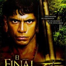 Cine: EL FINAL DEL ESPIRITU - DVD DESCATALOGADO, BASADA EN HISTORIA REAL. Lote 267198059