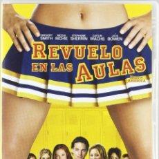 Cine: REVUELO EN LAS AULAS (KIDS IN AMERICA) - DVD DESCATALOGADO. Lote 267199544