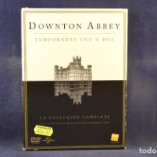 Cine: DOWNTON ABBEY - TEMPORADAS UNO & DOS - 8 DVD. Lote 267258464