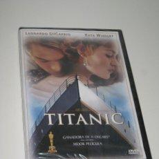 Cine: DVD TITANIC. PRECINTADO.. Lote 267382404