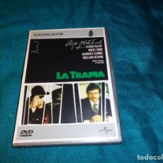 Cine: LA TRAMA. THE ALFRED HITCHCOCK COLLECTION. DVD. Lote 267389719