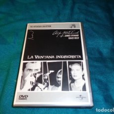 Cine: LA VENTANA INDISCRETA. GRACE KELLY, JAMES STEWART. THE ALFRED HITCHCOCK COLLECTION. DVD. Lote 267389854