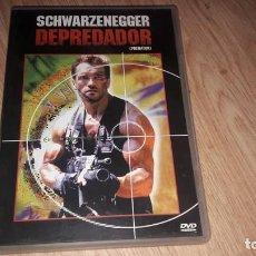 Cine: DEPREDADOR VHS ARNOLD SCHWARZENEGGER. Lote 268045114