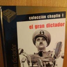 Cine: EL GRAN DICTADOR. CHARLES CHAPLIN. Lote 268155589
