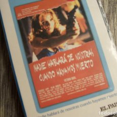 Cine: NADIE HABLARA DE NOSOTRAS CUANDO HAYAMOS MUERTO, DE AGUSTÍN DÍAZ YANES PELICULA DVD 1995. Lote 268260169