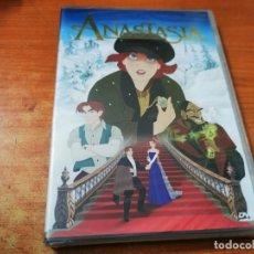 Cine: ANASTASIA DVD PRECINTADO 2001 ESPAÑA TWENTIETH CENTURY FOX DIBUJOS ANIMADOS. Lote 268437454