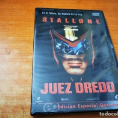 Cine: JUEZ DREDD DVD PRECINTADO 2002 ESPAÑA SYLVESTER STALLONE ROB SCHNEIDER DIANE LANE RARO. Lote 268441839