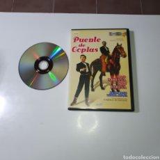 Cine: DVD, PUENTE DE COPLAS, ANTONIO MOLINA, RAFAEL FARINA.. Lote 268463019