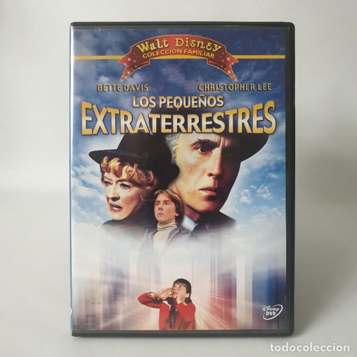 """LOS PEQUEÑOS EXTRATERRESTRES (1978) SECUELA DE """"LA MONTAÑA EMBRUJADA"""" CINE FAMILIAR AVENTURAS DISNEY (Cine - Películas - DVD)"""