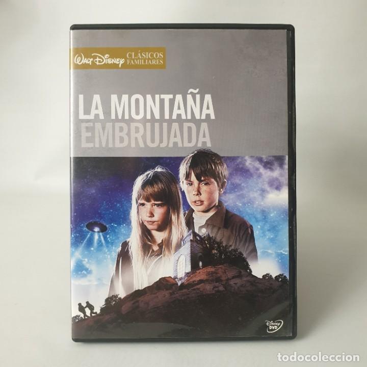 """LA MONTAÑA EMBRUJADA (1975) PRECUELA DE """"LOS PEQUEÑOS EXTRATERRESTRES"""" CINE FAMILIAR DISNEY AVENTURA (Cine - Películas - DVD)"""