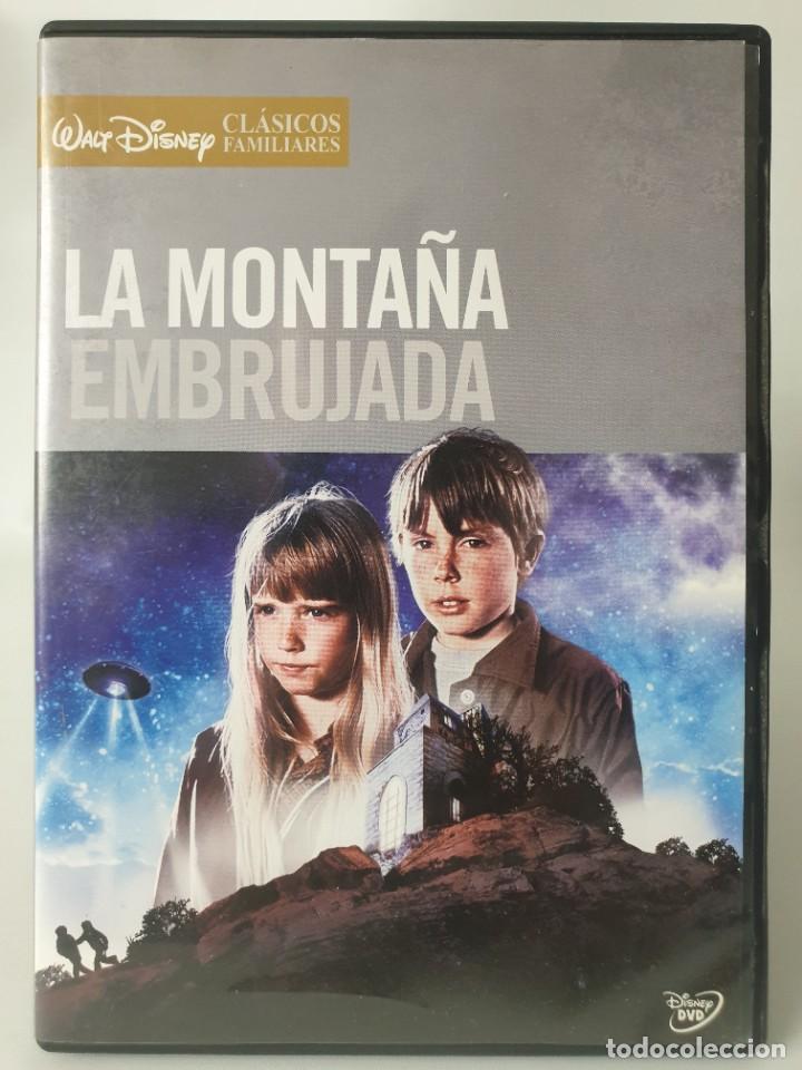 """Cine: La montaña embrujada (1975) precuela de """"Los pequeños extraterrestres"""" Cine familiar Disney Aventura - Foto 2 - 268475759"""