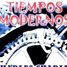 Cine: TIEMPOS MODERNOS CHARLES CHAPLIN PAULETTE GODDARD. Lote 268487394