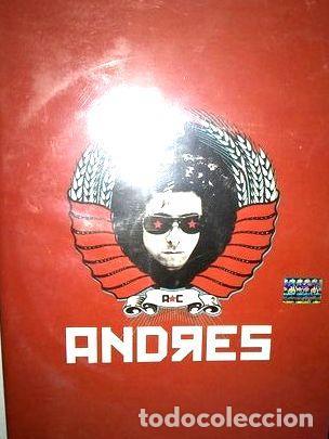 2 DVD ANDRES CALAMARO OBRAS INCOMPLETAS ORIGINAL (Cine - Películas - DVD)