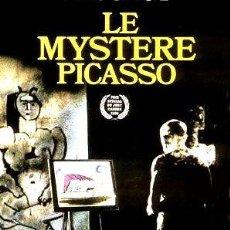 Cine: EL MISTERIO DE PICASSO H CLOUZOT ARTE PINTURA DVD. Lote 268492139