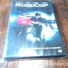 Cine: DVD ORIGINAL ROBOCOP KINNAMAN OLDMAN KEATON SELLADA. Lote 268497534