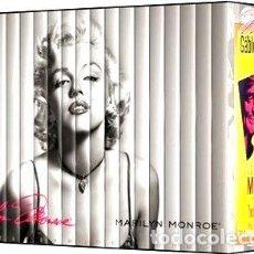 Cine: MARILYN MONROE FILMOGRAFIA EN DVD REMASTERIZADOS. Lote 268497909