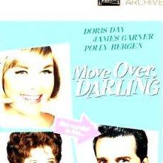 Cine: APARTATE CARINO MOVE OVER DARLING DORIS DAY DVD. Lote 268501394