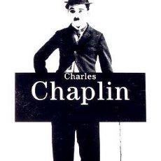 Cine: DVD BOX 3 CHARLES CHAPLIN CORTOMETRAJES PAGINA 12. Lote 268504389