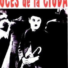 Cine: LUCES DE LA CIUDAD CHARLES CHAPLIN VIRGINIA CHERRILL. Lote 268506129