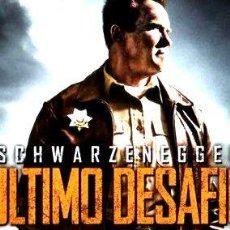 Cine: EL ULTIMO DESAFIO ARNOLD SCHWARZENEGGER DVD ORIGINAL. Lote 268514089