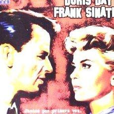 Cine: SIEMPRE TU Y YO DORIS DAY FRANK SINATRA COMEDIA DVD. Lote 268515964