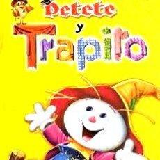 Cine: DVD PETETE Y TRAPITO GARCIA FERRE NUEVO CERRADO SM S1. Lote 268526839
