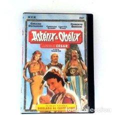 Cine: DVD ASTERIX OBELIX CONTRA EL CESAR. Lote 268527309
