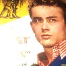 Cine: AL ESTE DEL PARAISO EAST OF EDEN JAMES DEAN ELIA KAZAN. Lote 268531354