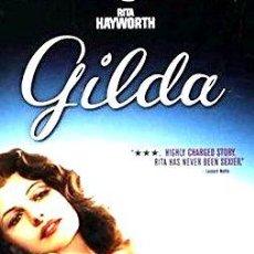 Cine: GILDA RITA HAYWORTH GENN FORD THRILLER DVD. Lote 268531819