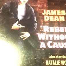 Cine: REBEL WITHOUT CAUSE REBELDE SIN CAUSA JAMES DEAN. Lote 268539019