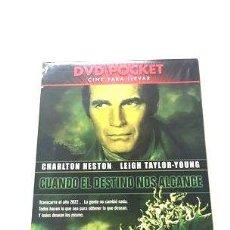 Cine: CUANDO EL DESTINO NOS ALCANCE DVD CHARLTON HESTON SOILENT GR. Lote 268542124