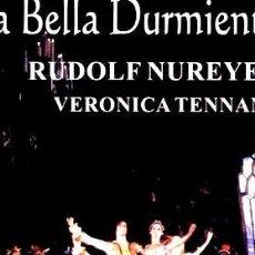 Cine: LA BELLA DURMIENTE RUDOLF NUREYEV VERONICA TENNANT. Lote 268542214