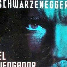 Cine: DVD EL VENGADOR DEL FUTURO ARNOLD SCHWARZENEGGER NUEVA. Lote 268546954